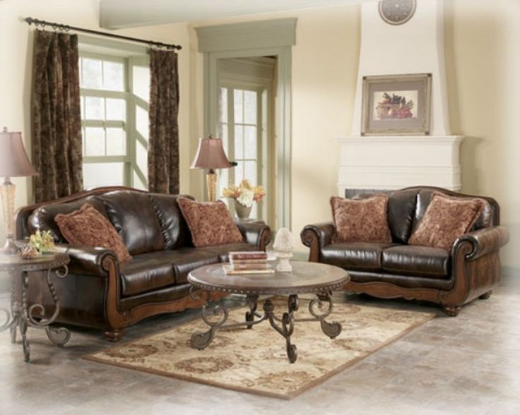 5530035 Sofa and Loveseat