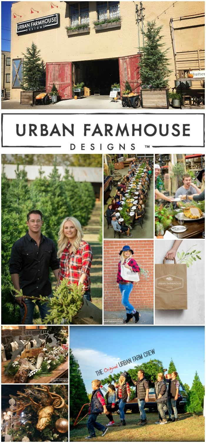 Jason And Cherami Thomas Own Urban Farmhouse Designs In