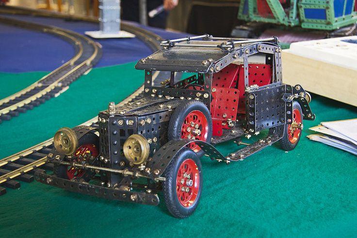 Meccano car (8368) | Flickr - Photo Sharing!