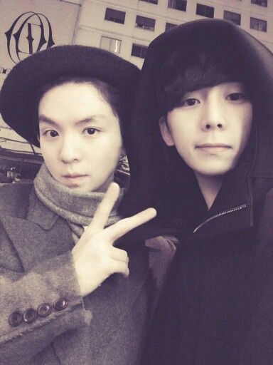 Teen Top - Ricky and MyName - Chaejin