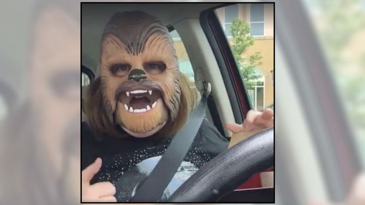Chewbacca Mom's huge bank account is white privilege in a nutshell