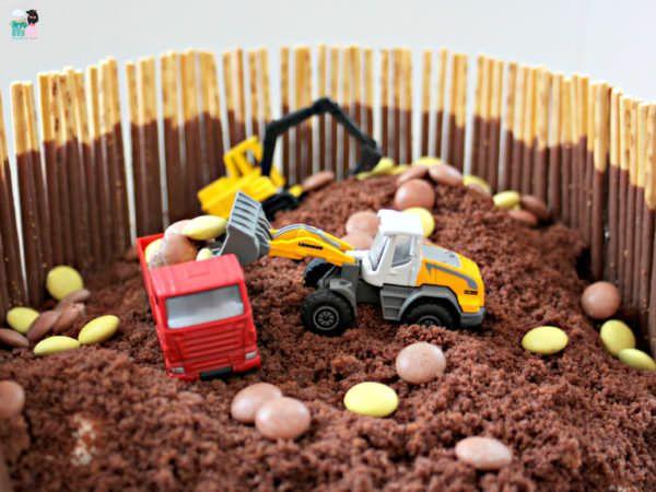 Bagger Kuchen Idee Idiotensicher Felix Torte Cake Und 30 Cake