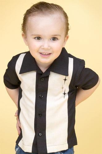 Toddler Boys Dress Shirt