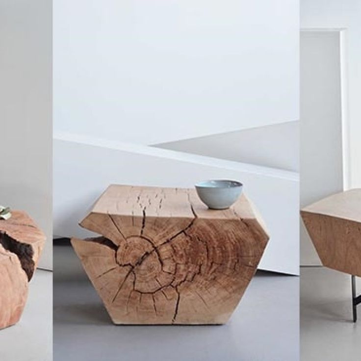 Stable Wood Side Table Set By Archibold | Devparade
