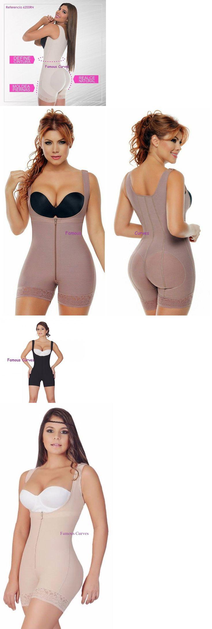 Women Shapewear: En Fajate Levanta Cola Fajas Colombianas , Reductoras, Womens Colombian Shaper BUY IT NOW ONLY: $59.85