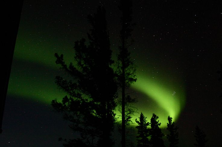 Northern Light, Fort Simpson, Canada.