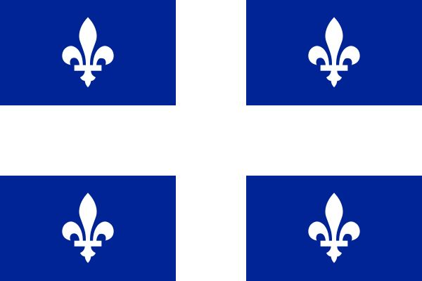 Quebec or is a province in east-central Canada. It is the only Canadian province that has a predominantly French speaking population and French as the sole official language at the provincial level.