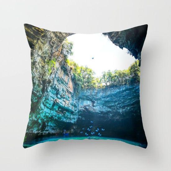 Sea Cave in Greece - $20