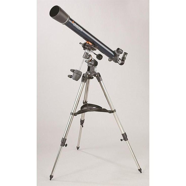 Celestron AstroMaster 70EQ 900mm x 70mm Refractor Telescope