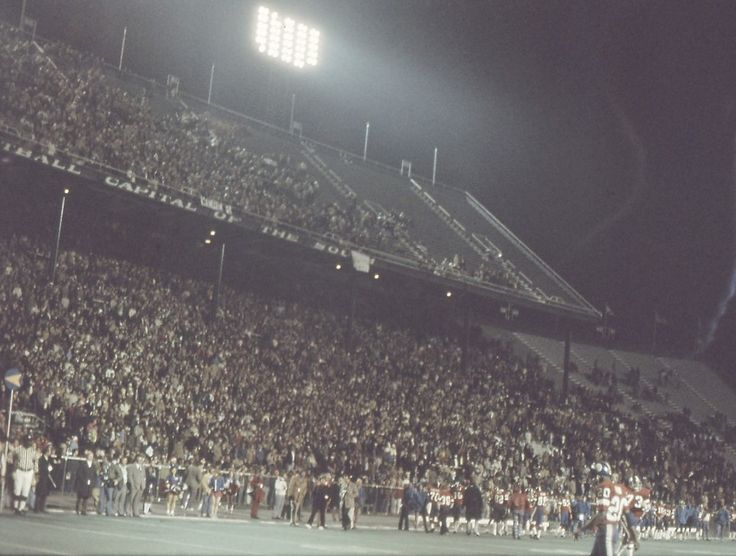 A look back as time winds down on Legion Field