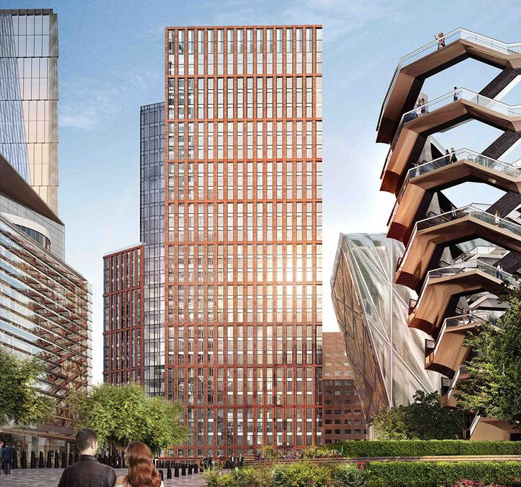 More renderings revealed for hudson yards tower near - Interior design companies near me ...