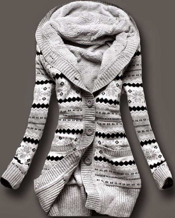 Norwegian Style Sweater. #fall #must