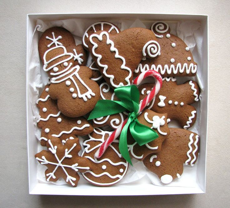 Christmas Gingerbread gift