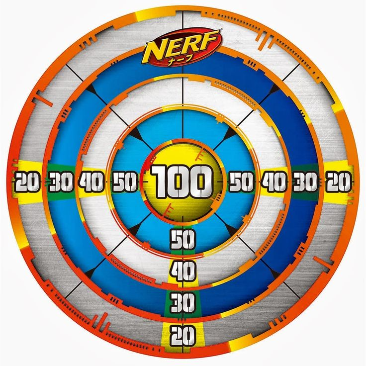 Southern Brisbane Nerf Club Nerf Elite Target Party
