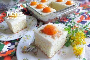 Yumurta Kek Tarifi