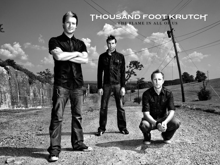 Thousand foot krutch fist