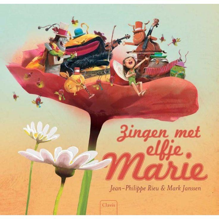 Prentenboek Zingen met elfje Marie
