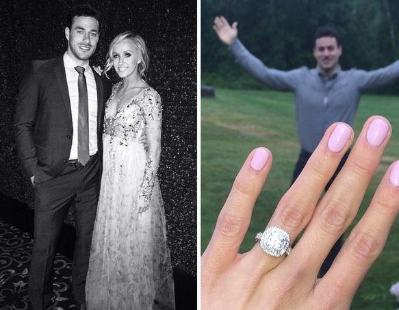 109 best Celebrity Wedding/Engagement Rings images on ... Nastia Liukin Wedding