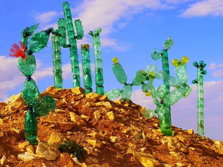 Amazing Art from Plastic Bottles | Do it yourself ideas and projects