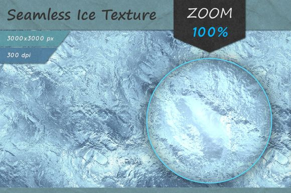 Check out Ice Seamless HD Texture by Marabu Design on Creative Market
