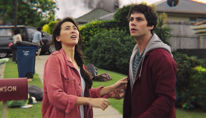 Video Movie Review Love And Monsters 2020 It Doesn T Feature A Lot Of Love Monsters But Lots Of Drama Filmbook Dylan Obrian Jessica Henwick Dylan O Brien