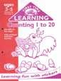 Tırtıl Kids , First Time Learning : Counting 1 to 20 / Ages 3-5