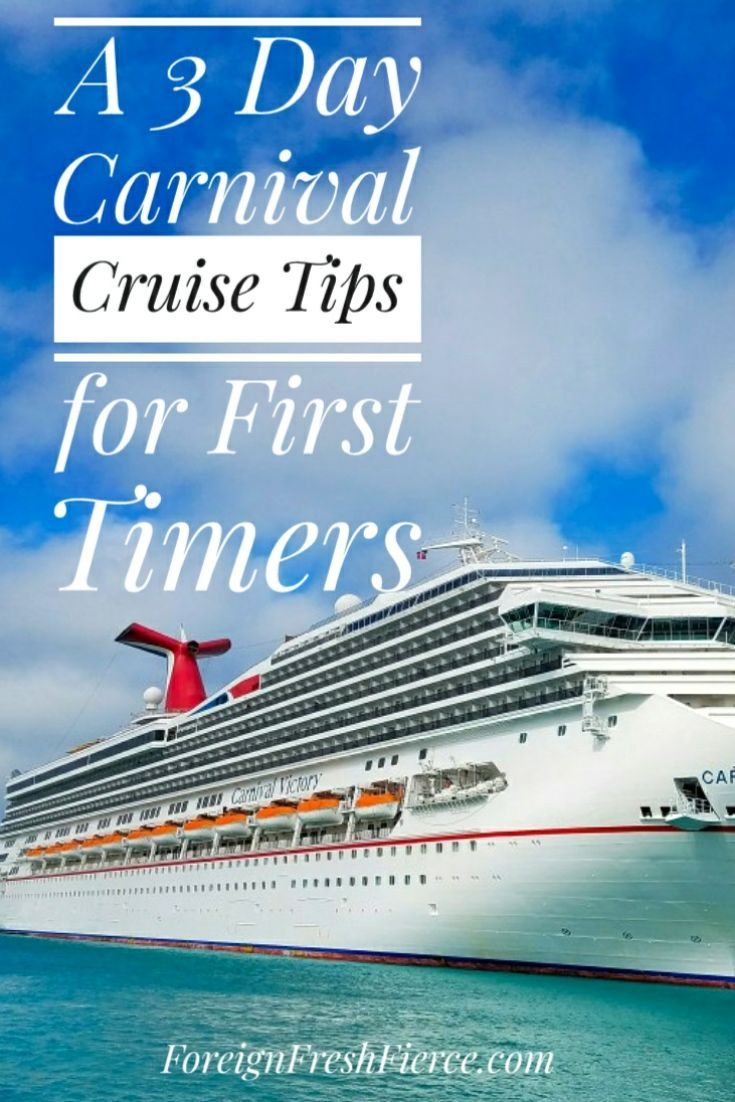 3 Day Carnival Cruise Review   Cruise Travel Tips & More   Carnival
