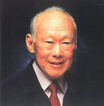 Lee Kuan Yew - The 1st Prime-Minister of Singapore