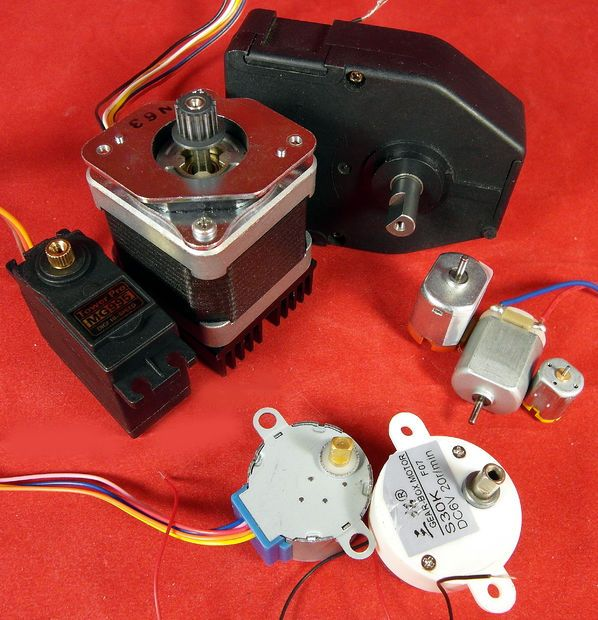 61 best DC Electric motor images on Pinterest | Electrical ...