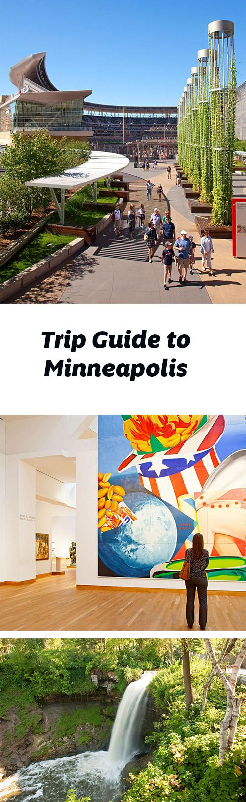 The larger of the Twin Cities offers art, sports, food and shopping on a grand scale. Trip guide: http://www.midwestliving.com/travel/minnesota/minneapolis/minneapolis-trip-guide/