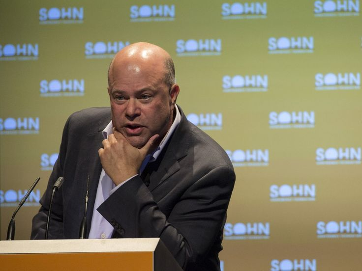 4. David Tepper, president and founder of Appaloosa Management