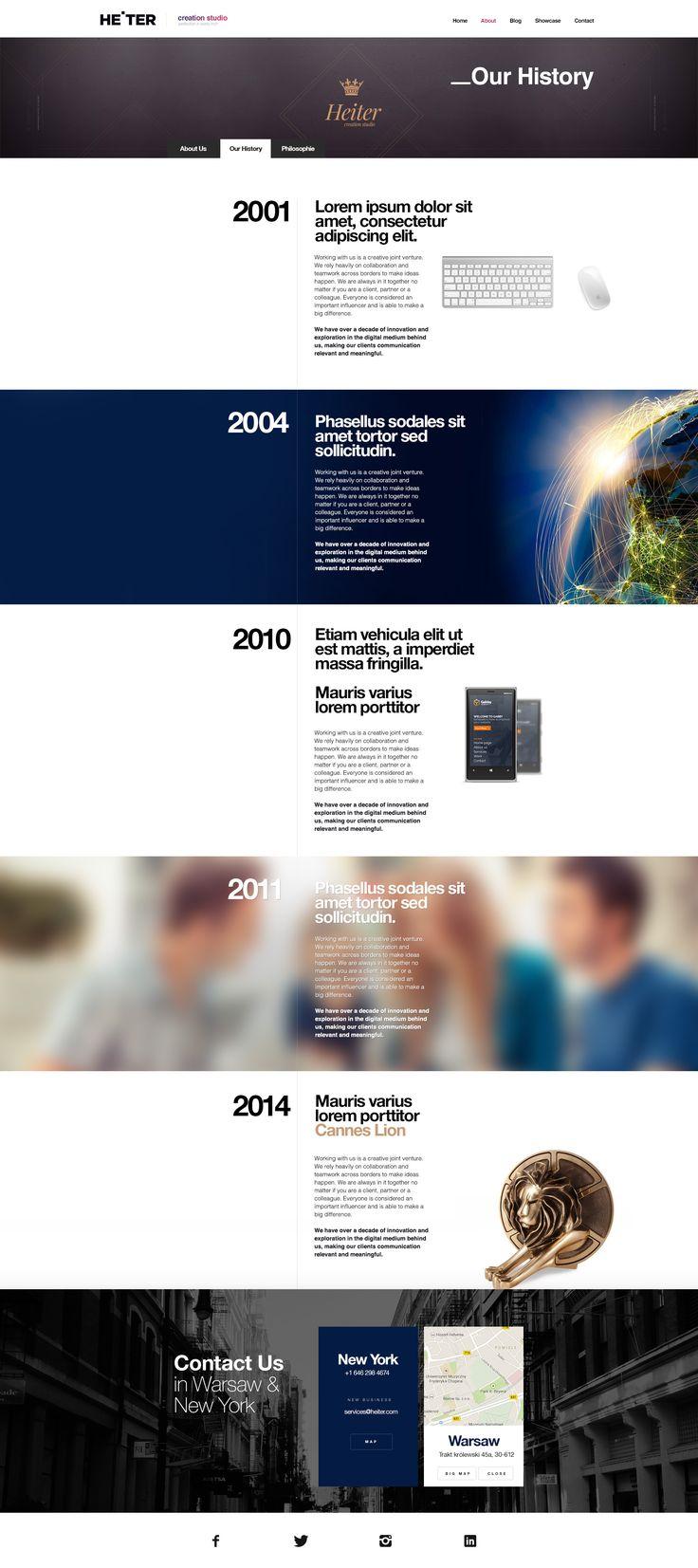 Heiter - Fresh Design. Excellent for Business (Business) more on http://themeforest.net/?ref=Vision7Studio