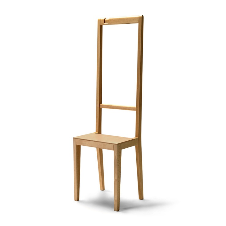 Alfred Side Chair Natural by Covo    €260 (€286 retail price)
