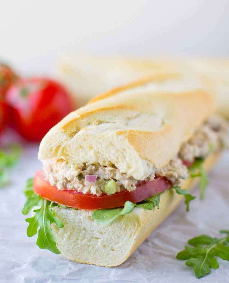 Everyone needs a Classic Tuna Salad recipe in their pocket. This fast and easy tuna salad sandwich is perfect for lunch!