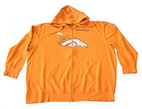NFL Licensed Denver Broncos Light Weight Full Zipper Hooded Jacket (3X)  https://allstarsportsfan.com/product/nfl-licensed-denver-broncos-light-weight-full-zipper-hooded-jacket-3x/  Officially Licensed by the National Football League (NFL) Full zippered hooded jacket Front Pockets