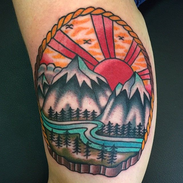 17 Best Images About American Traditional Tattoos On