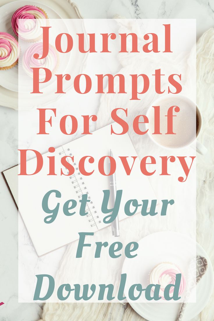 Get your free journal prompts for self discovery from Taking Care Of You. Journaling | journal | journal prompts | journaling guide | self discovery
