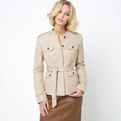 linen safari dress - Google Search