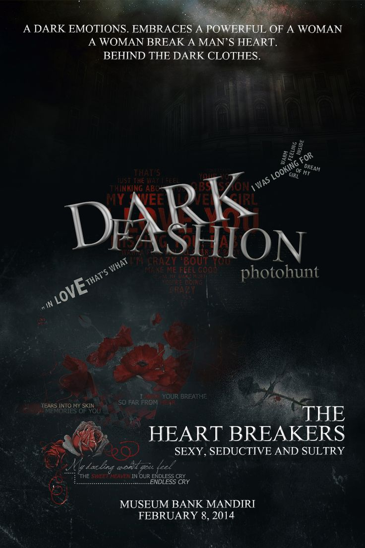 The Heart Breakers Poster Design