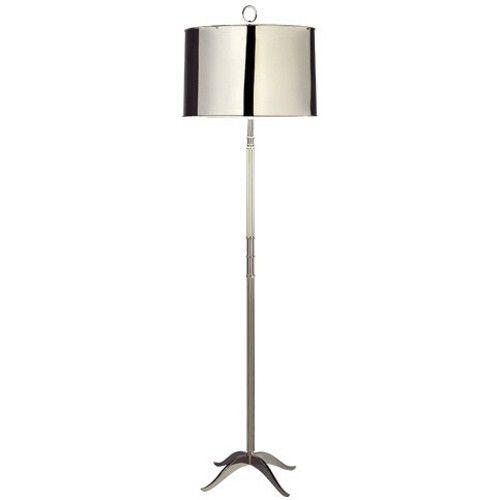 Robert Abbey Porter Floor Lamp Pinterest Brass Metal
