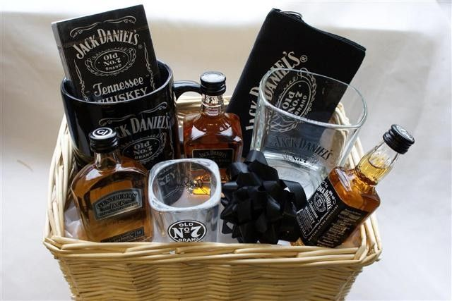 Personalised Jack Daniels Gift Basket