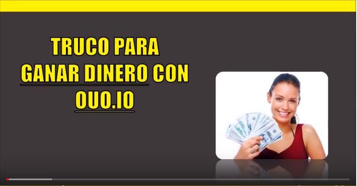 Como Ganar Dinero Con Acortadores De Link | Tutorial Damefans + Ouoio  En este video vas a aprender como puedes generar ingresos con el acortador que mas paga, comienza a  ganar dinero por internet directamente a tu cuenta de Paypal