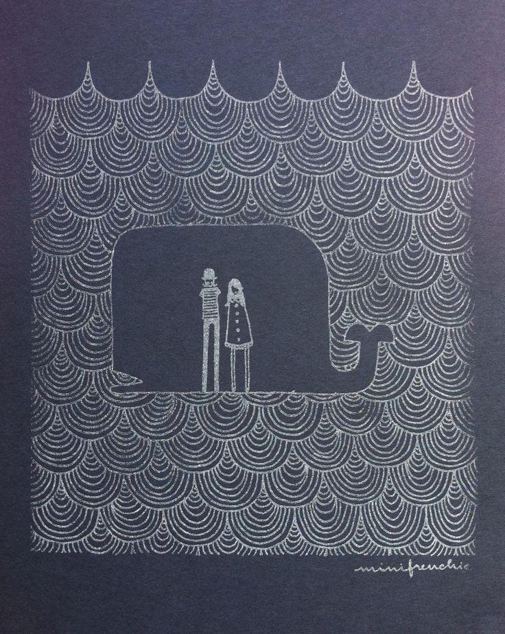 anne le guern | minifrenchie | illustration