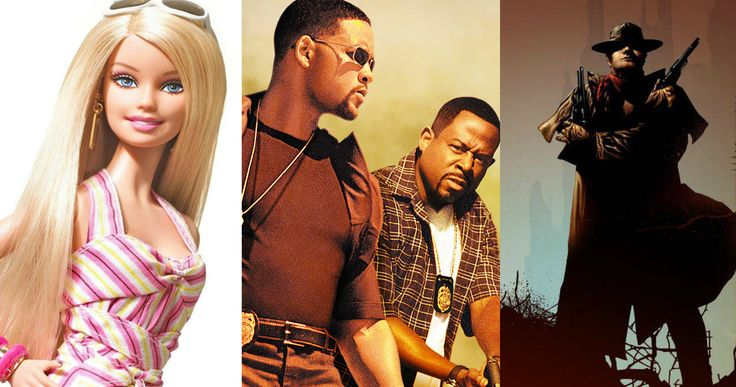'Bad Boys 3', 'Dark Tower' & 'Barbie' Get New Release Dates -- Sony Pictures shuffles it's release slate, rearranging the line-up for some of the studio's bigger upcoming movies. -- http://movieweb.com/bad-boys-3-dark-tower-barbie-movie-release-dates/
