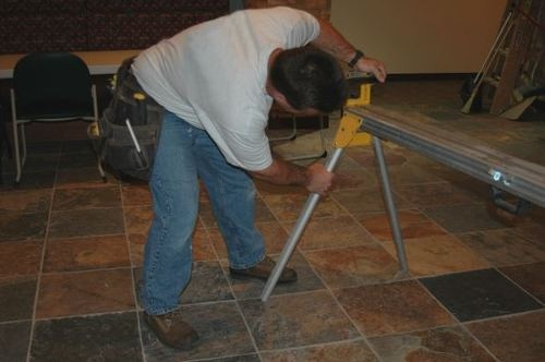 Carpenters risk injuries on the job that can cause serious damage while constructing.    http://www.photoree.com/photos/permalink/10293584-mensatic