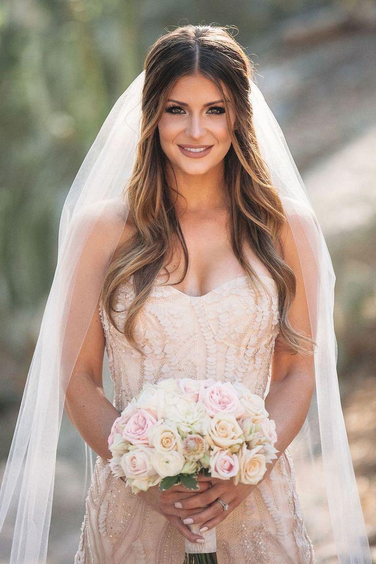 best 25+ wedding hair down ideas on pinterest | bride hairstyles