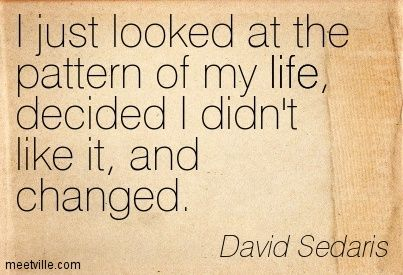 David Sedaris Quotes - Meetville