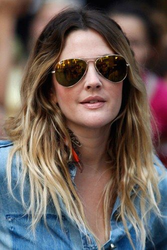 drew barrymore hairstyles 2014 | Hairstyle Story: i look di Drew Barrymore