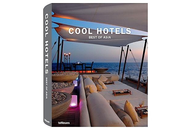 Cool Hotels Best of Asia   Cool Hotels Best of Asia  TENEUES  978-3-8327-9238-1  369 pgs  $65.00  95.00 Retail