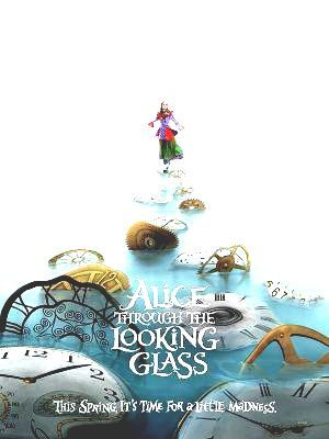 Bekijk before this CINE deleted Alice in Wonderland: Through the Looking Glass…